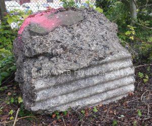 Asbestos cement Shuttering © Hydrock 2016